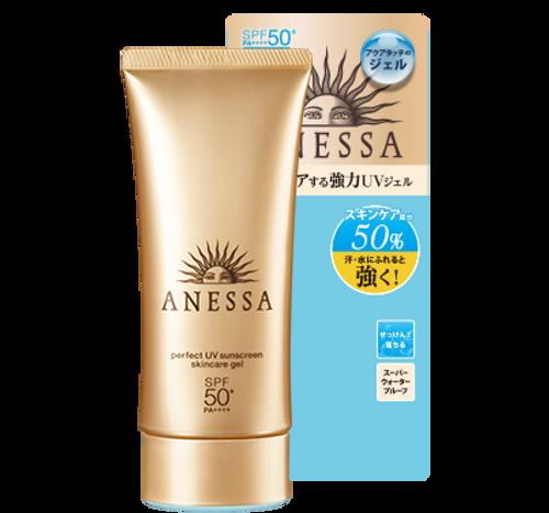 Anessa Perfect UV Gel Солнцезащитный гель для лица и тела