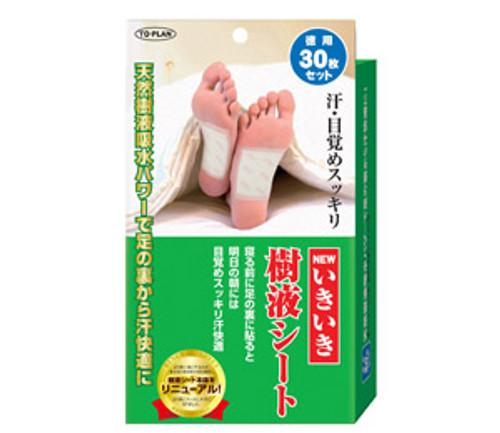 Detox Foot Patch Iki-iki Детоксирующий пластырь для ног