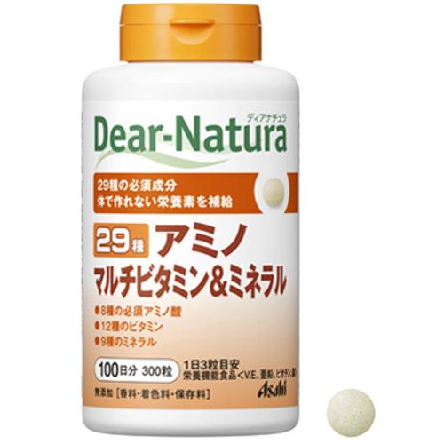Dear Natura Амино Мультивитамины и Минералы (100 дней)