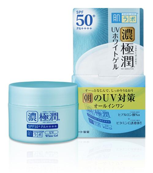 Hadalabo UV White Gel Гель с гиалуроновой кислотой
