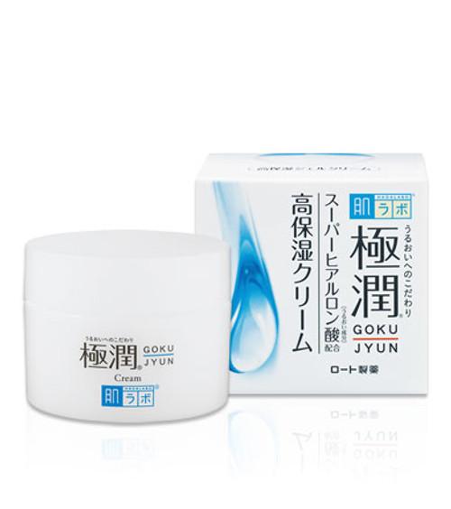 Hadalabo Moist Cream Крем с гиалуроновой кислотой
