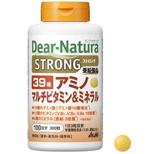 Dear Natura Strong Амино Мультивитамины и минералы (100 дней)