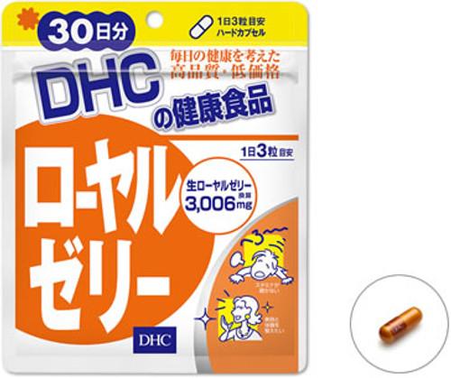 Биодобавка DHC Royal Jelly - Пчелиное Маточное Молочко