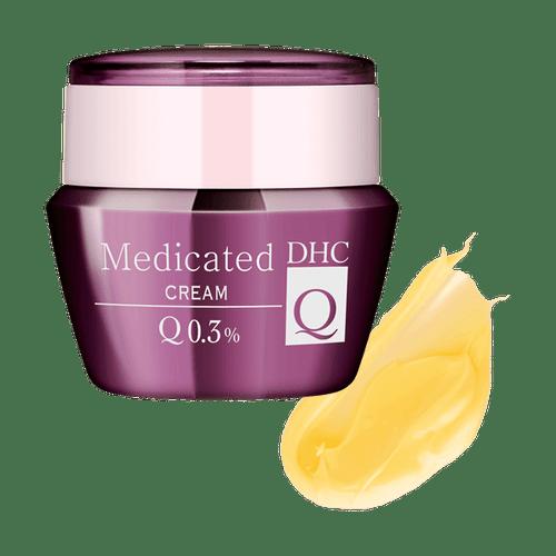 DHC Q Cream Крем с коэнзимом Q10