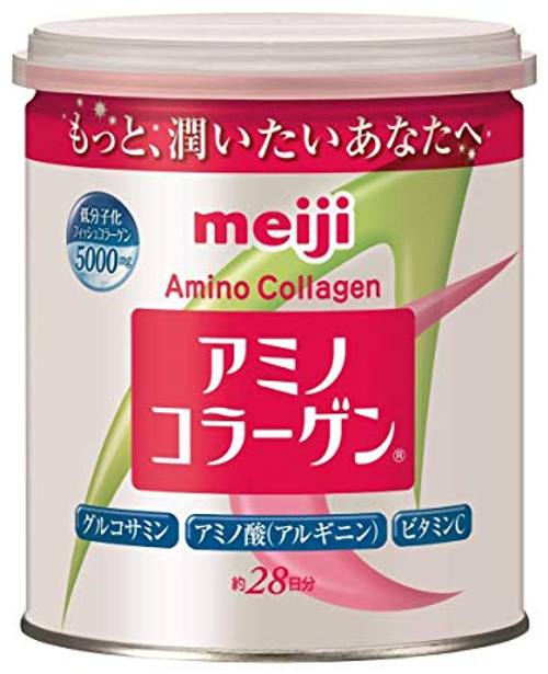 Meiji Амино-Коллаген