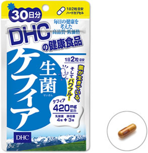 Биодобавка DHC Пробиотики Кефира