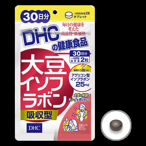 Биодобавка DHC Соевые изофлавоны