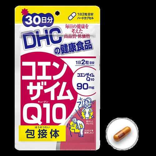 Биодобавка DHC Коэнзим Q10 в оболочке