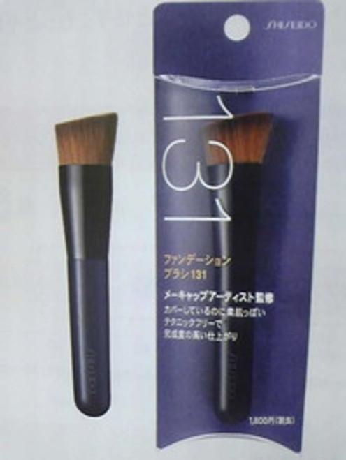 Shiseido Foundation Brush 131 Кисть для нанесения тональных средств