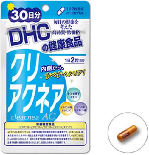 Биодобавка DHC Cleacnea от акне