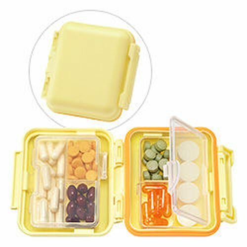 Fancl Vitamin case