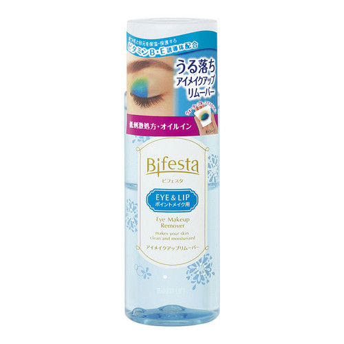 Bifesta Eye makeup remover Средство для снятия макияжа глаз