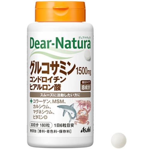 Dear Natura Биодобавка Глюкозамин, Хондроитин и Гиалурон