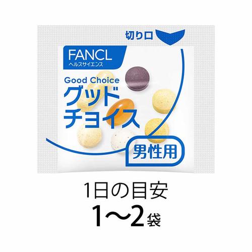 Биодобавка FANCL Good Choice для мужчин от 30 лет