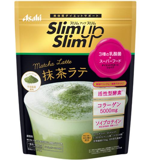 Slim Up Slim Энзимы + суперфуд Матча латте для похудения