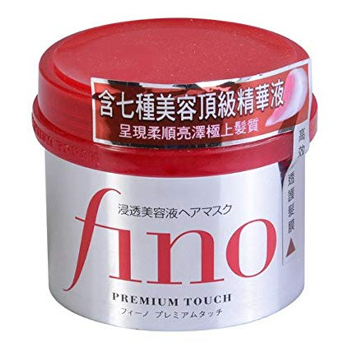 Shiseido FINO Premium Touch Маска для волос