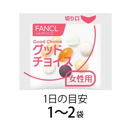 Биодобавка Fancl Good Choice для женщин от 30 лет