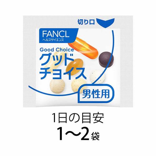Fancl Good Choice Комплексный БАД для мужчин от 40 лет