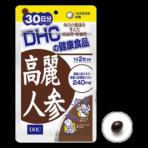 Биодобавка DHC Женьшень
