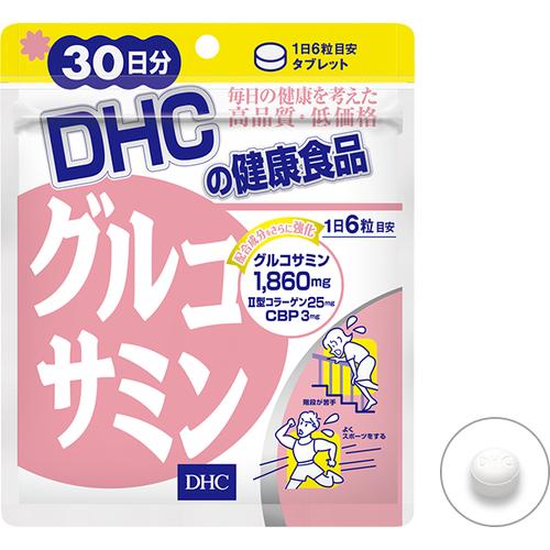 Биодобавка DHC Глюкозамин