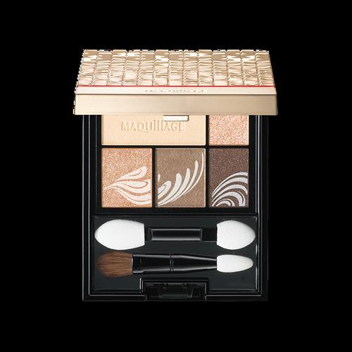 SHISEIDO Maquillage Dramatic Styling Eyes — палетка теней