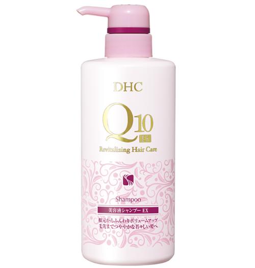 DHC Q10 Shampoo Шампунь с коэнзимом Q10