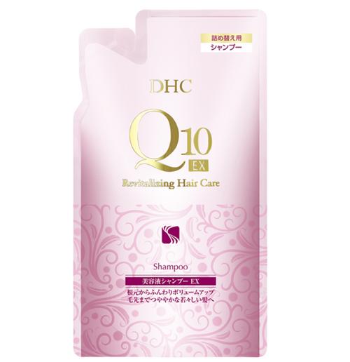 DHC Q10 Shampoo Шампунь с коэнзимом Q10 сменный блок