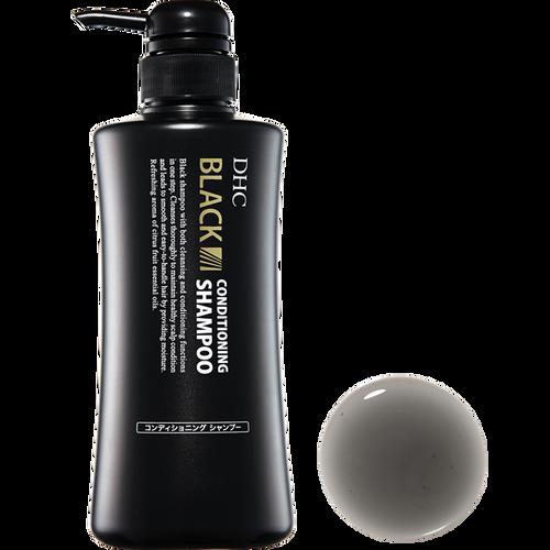DHC Black Conditioning Shampoo Шампунь и кондиционер два-в-одном