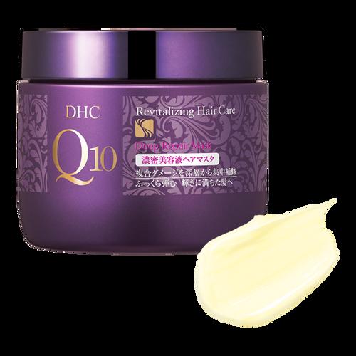 DHC Q10 Hair Mask Восстанавливающая маска для волос с коэнзимом Q10