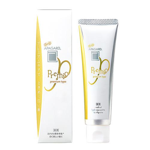 Apagard Premio - премиальная зубная паста, укрепляющая эмаль