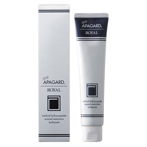 Apagard Royal - премиальная зубная паста, укрепляющая эмаль