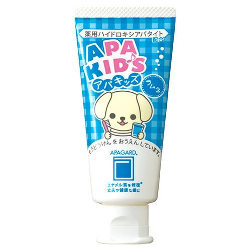 Apagard Apa Kid's - детская зубная паста, укрепляющая эмаль