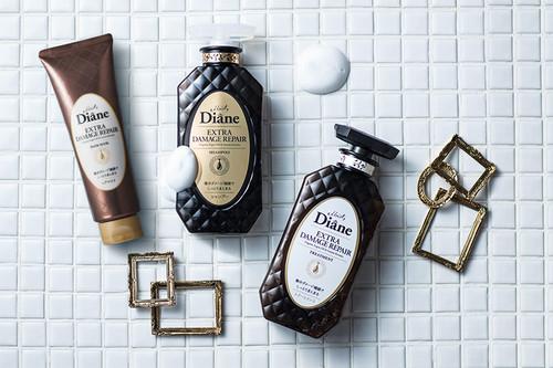 Moist Diane Extra Damage Repair Shampoo & Treatment Шампунь и кондиционер для поврежденных волос (в продаже отдельно)