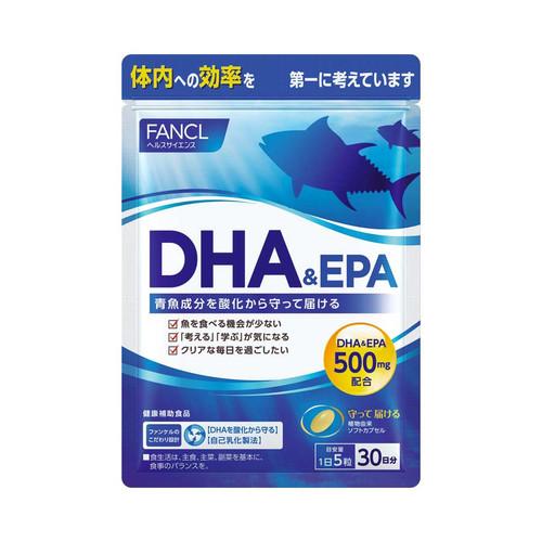 Биодобавка Fancl DHA & EPA