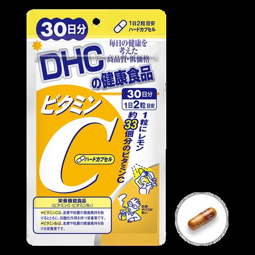 DHC Vitamin C 30 дней