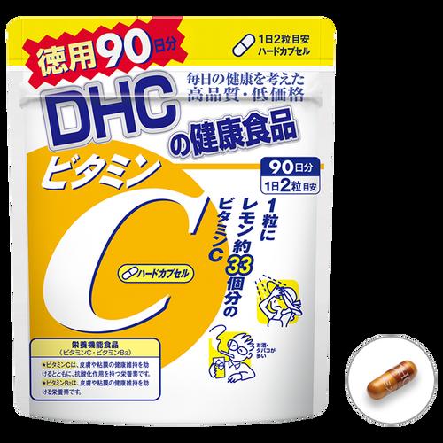 DHC Vitamin C 90 дней