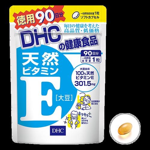 DHC Витамин E 90 дней