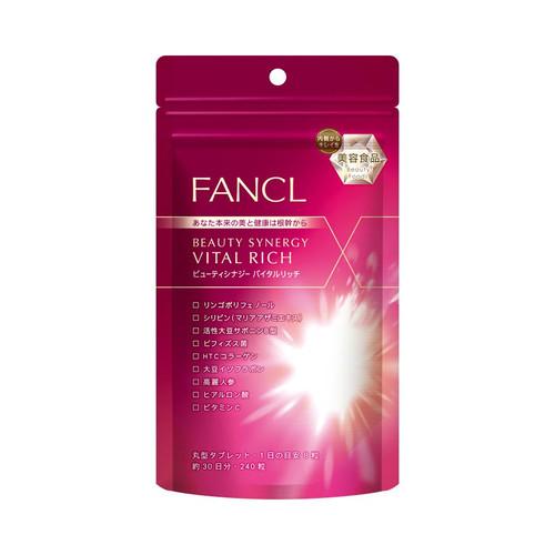 Fancl Beauty Synergy Vital Rich - антивозрастная биодобавка