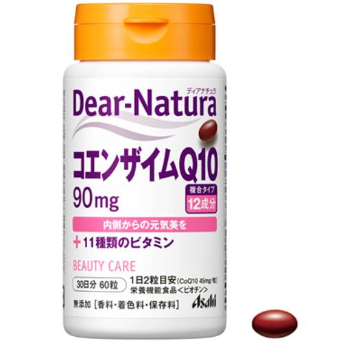 Asahi Dear Natura Биодобавка Коэнзим Q10