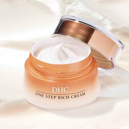 DHC One Step Rich Cream Многофункциональный крем