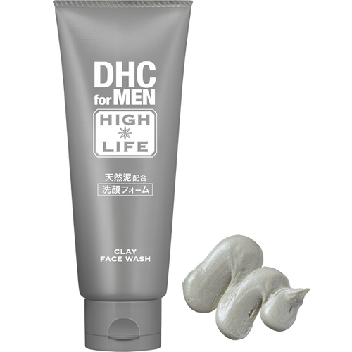 DHC Men Clay Face Wash – Пенка для умывания лица с глиной
