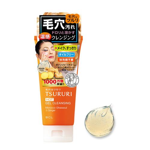 Tsururi Hot Cleansing Gel Очищающий гель с термоэффектом