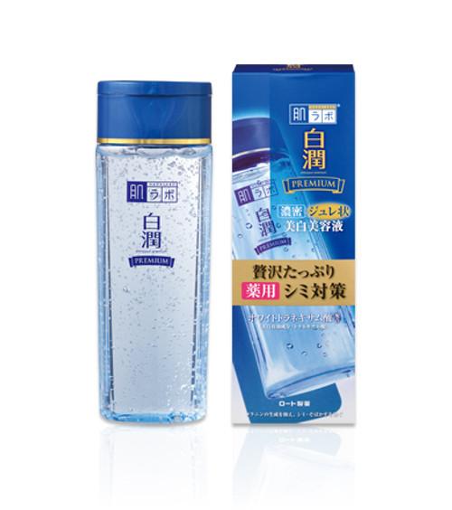 Hadalabo Shirojyun Premium Jelly Отбеливающая сыворотка в виде желе