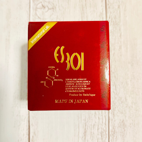 ES301 Med Wrinkle & White Pack Отбеливающая ночная лифтинг-маска