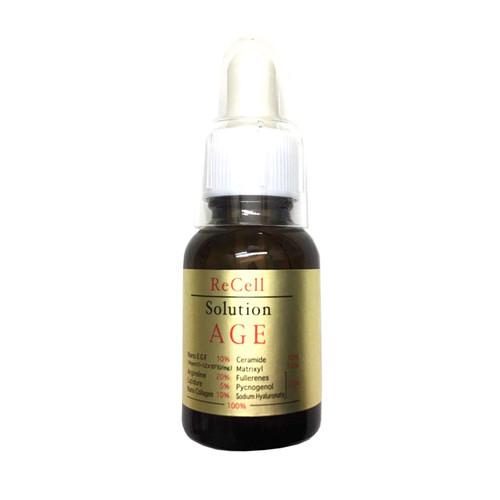ReCell Solution Age — антивозрастная сыворотка концентрат против морщин