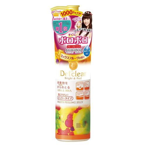 Detclear Bright & Peel Peeling Jelly Пилинг-гоммаж с фруктовым ароматом