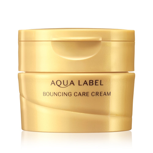 Shiseido Aqua Label Bouncing Care Cream Антивозрастной крем