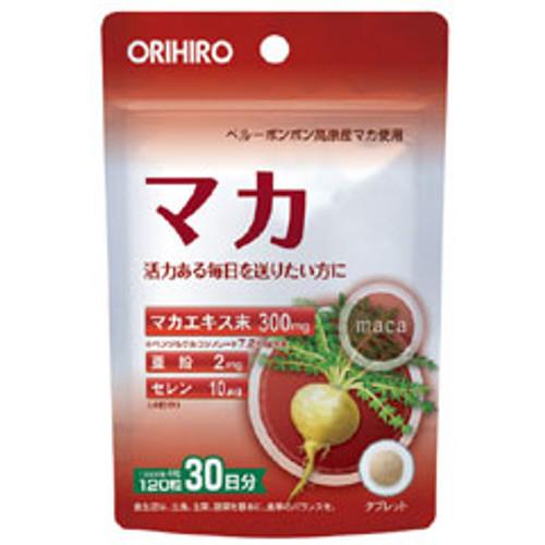 Orihiro Биодобавка Мака в таблетках