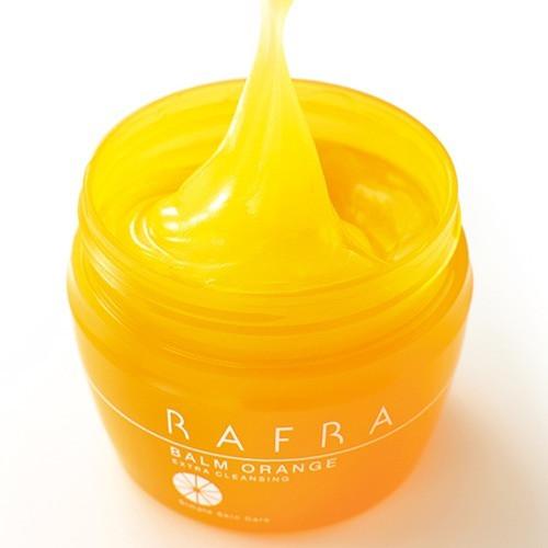 Rafra Balm Orange Очищающий апельсиновый мусс