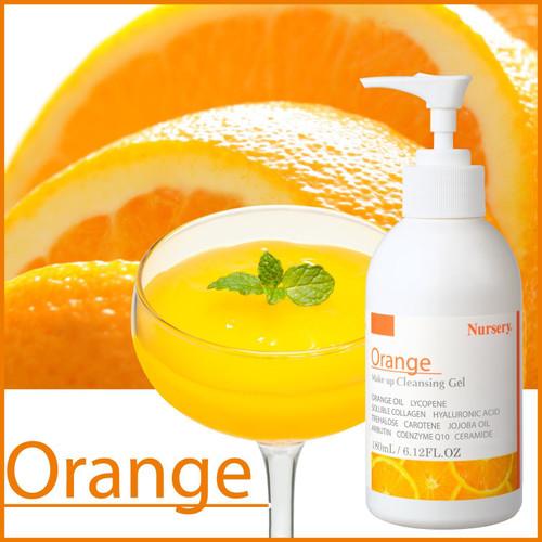 Nursery Makeup Cleansing Gel Orange Очищающий апельсиновый гель
